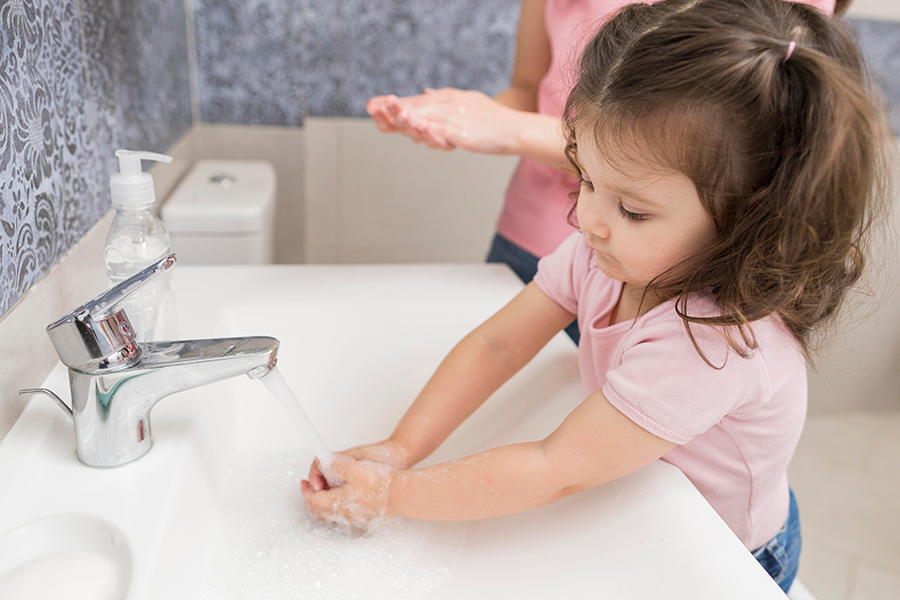 Turning Your Kids Into High Performing Machines In COVID -19 -Immunity & Hygiene
