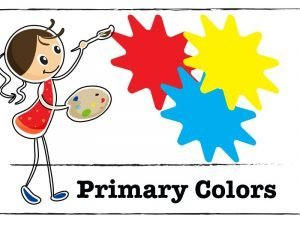Primary-and-secondary-colors-Worksheets